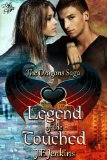 [cover of Legend of the Touched]